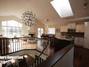 complete main floor renovation calgary