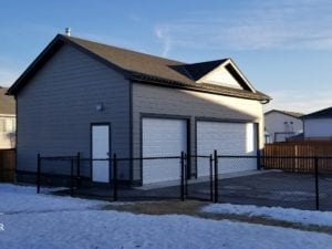 detached garages calgary