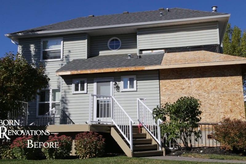 exterior home expansion calgary