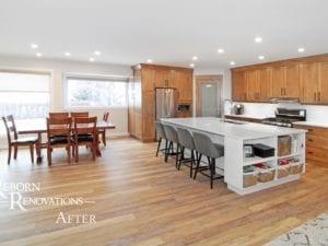 maple kitchen cabinets okotoks