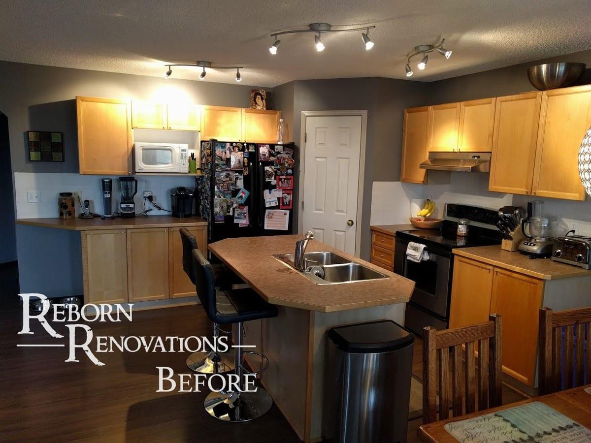Kitchen Renovations Calgary Cabinet Painting Calgary