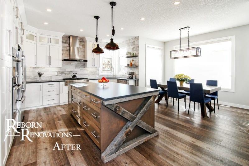 kitchen renovation companies calgary