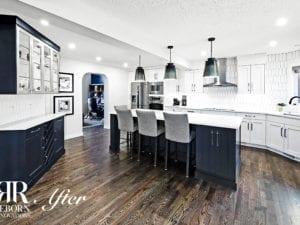 modern kitchens calgary