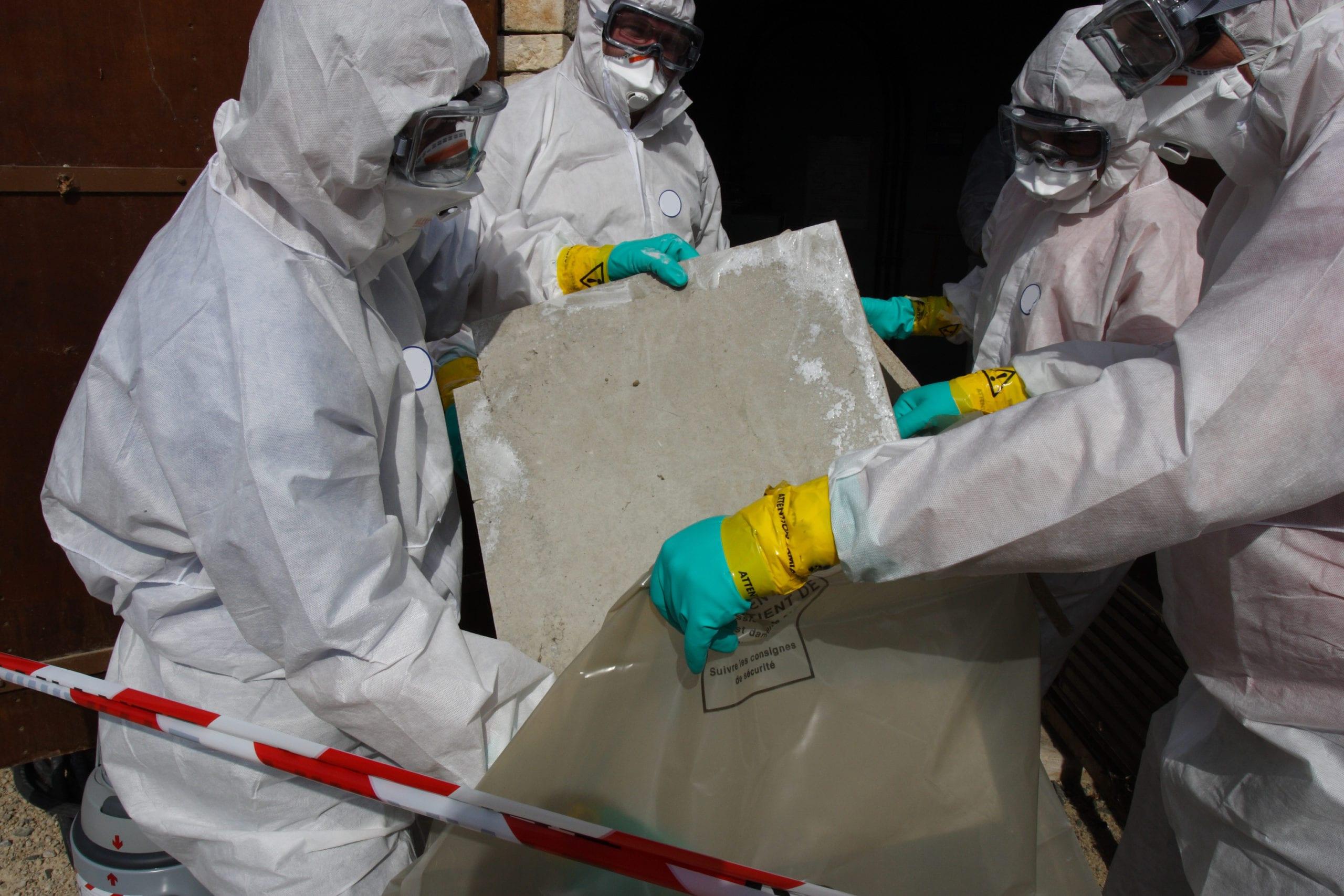 asbestos removal calgary